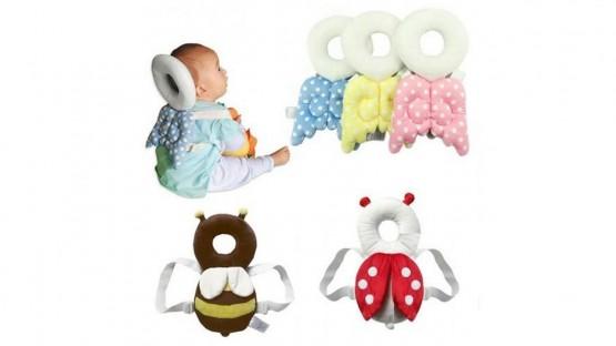 Anti-choc Protection de Tête & Dos pour bébé
